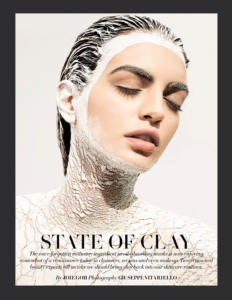 State of Clay L'Officiel